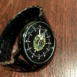 Часы наручные с логотипом ДПСУ (Державна прикордонна служба України), фото 2