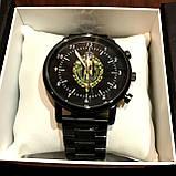 Часы наручные с логотипом ДПСУ (Державна прикордонна служба України), фото 4