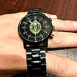 Часы наручные с логотипом ДПСУ (Державна прикордонна служба України), фото 5