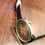 Часы наручные с логотипом ДСНС (Державна служба України з надзвичайних ситуацій), фото 3