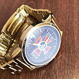 Часы наручные с логотипом ДСНС (Державна служба України з надзвичайних ситуацій), фото 2