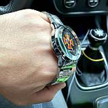 Часы наручные с логотипом ДСНС (Державна служба України з надзвичайних ситуацій), фото 5