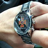 Часы наручные с логотипом ДСНС (Державна служба України з надзвичайних ситуацій), фото 7