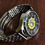 Часы наручные с логотипом Експертна служба МВС, фото 2