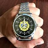 Часы наручные с логотипом Експертна служба МВС, фото 4