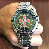 Часы наручные с логотипом ЗСУ (Збройні сили України), фото 4