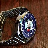 Годинники наручні з логотипом Міккі Маус, фото 2