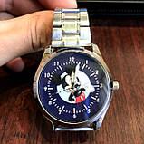 Годинники наручні з логотипом Міккі Маус, фото 4