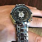 Годинники наручні з логотипом Національна поліція України, фото 4