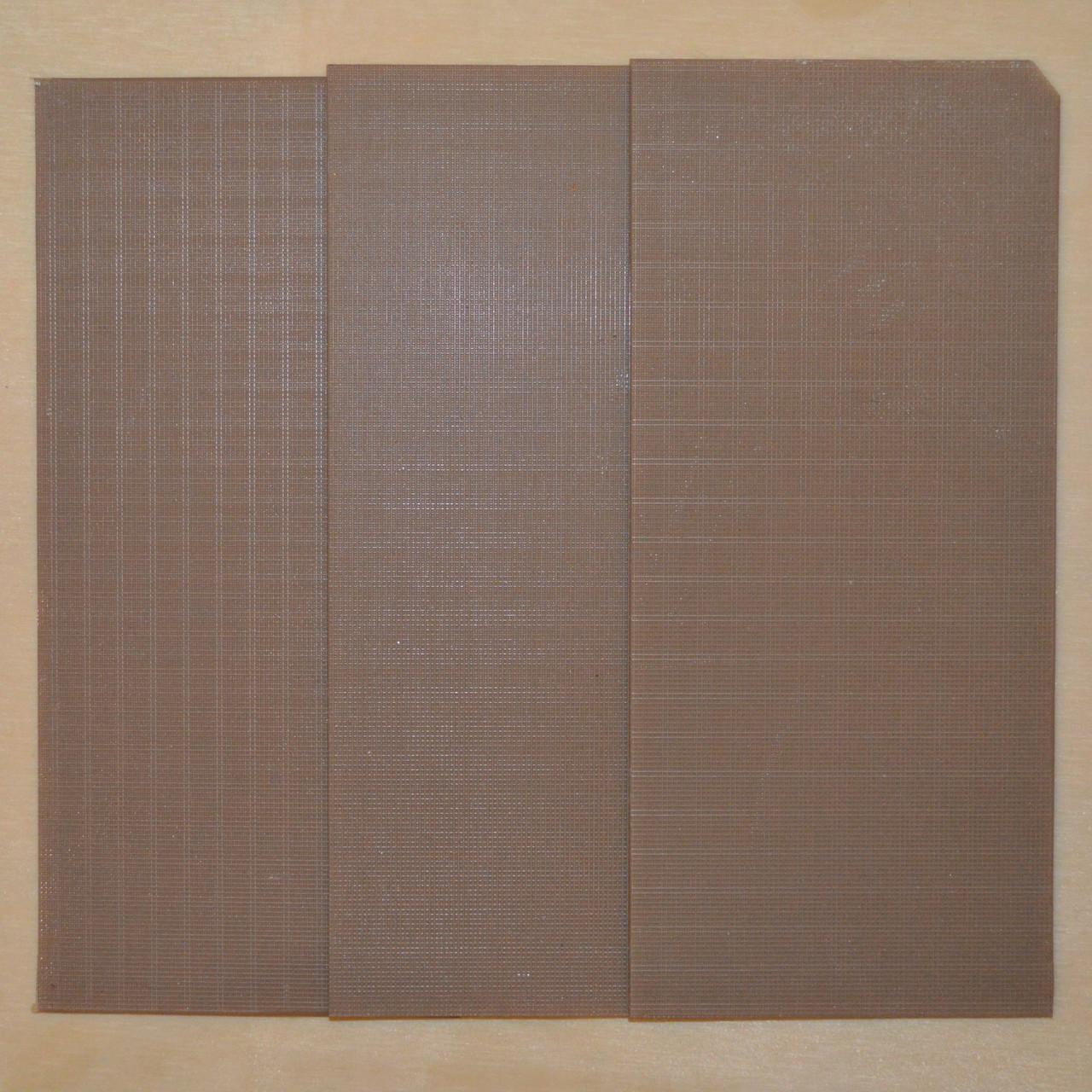 Полиуретан 130ммх290мм коричневый