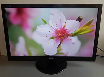 """Монитор 27"""" AOC 2752VH LED FULL HD 1920x1080 HDMI/VGA/DVI отклик 2мс"""