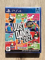 Just Dance 2021 (русская версия) PS4