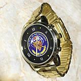 Часы наручные с логотипом ВДВ (Воздушно-десантные войска Украины), фото 3