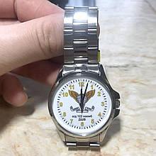 Часы наручные CASIO с логотипом ДШВ (Десантно-штурмові війська України)