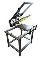 Плоско-печатный станок