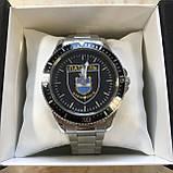 Часы наручные с логотипом Патрульна поліція України, фото 4