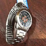 Годинники наручні з логотипом ДСНС (Державна служба України з питань надзвичайних ситуацій), фото 2