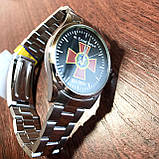 Годинники наручні з логотипом НГУ (Національна гвардія України), фото 2