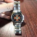 Годинники наручні з логотипом НГУ (Національна гвардія України), фото 4