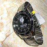 Часы наручные с логотипом (Національно Поліція України), фото 2