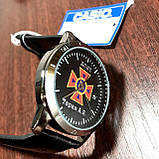 Часы наручные Casio с логотипом ДСНС (Державна служба України з надзвичайних ситуацій), фото 2