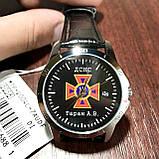Часы наручные Casio с логотипом ДСНС (Державна служба України з надзвичайних ситуацій), фото 4