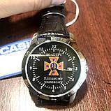 Часы наручные Casio с логотипом ДСНС (Державна служба України з надзвичайних ситуацій), фото 7