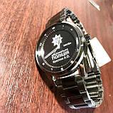 Годинники наручні з логотипом (Національно Поліція України), фото 2