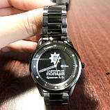 Годинники наручні з логотипом (Національно Поліція України), фото 3