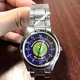 Часы наручные с логотипом Державна податкова служба, фото 3