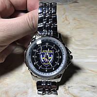 Часы наручные с логотипом Патрульна поліція України