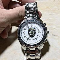 Часы наручные с логотипом Патрульна служба України