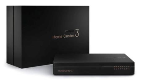 Контролер розумного будинку FIBARO Home Center 3 - FIB_HOMEC3