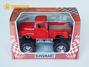Металлическая машинка Kinsmart Chevrolet  KT 5330WB