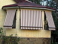 Маркиз вертикальный / фасадный маркиз
