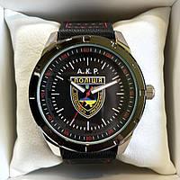 Годинники наручні Q&Q з логотипом (Поліція особливого призначення), фото 1