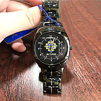 Часы наручные с логотипом жд войска, фото 1