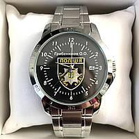 Часы наручные с логотипом Поліція, фото 1
