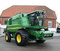 Зернозбиральний комбайн JOHN DEERE 9680i WTS 2003 року