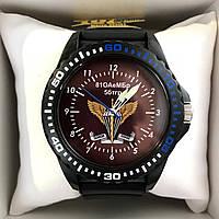 Часы наручные Q&Q с логотипом ДШВ (Десантно-штурмові війська України), фото 1