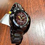 Часы наручные Q&Q с логотипом ДШВ (Десантно-штурмові війська України), фото 4