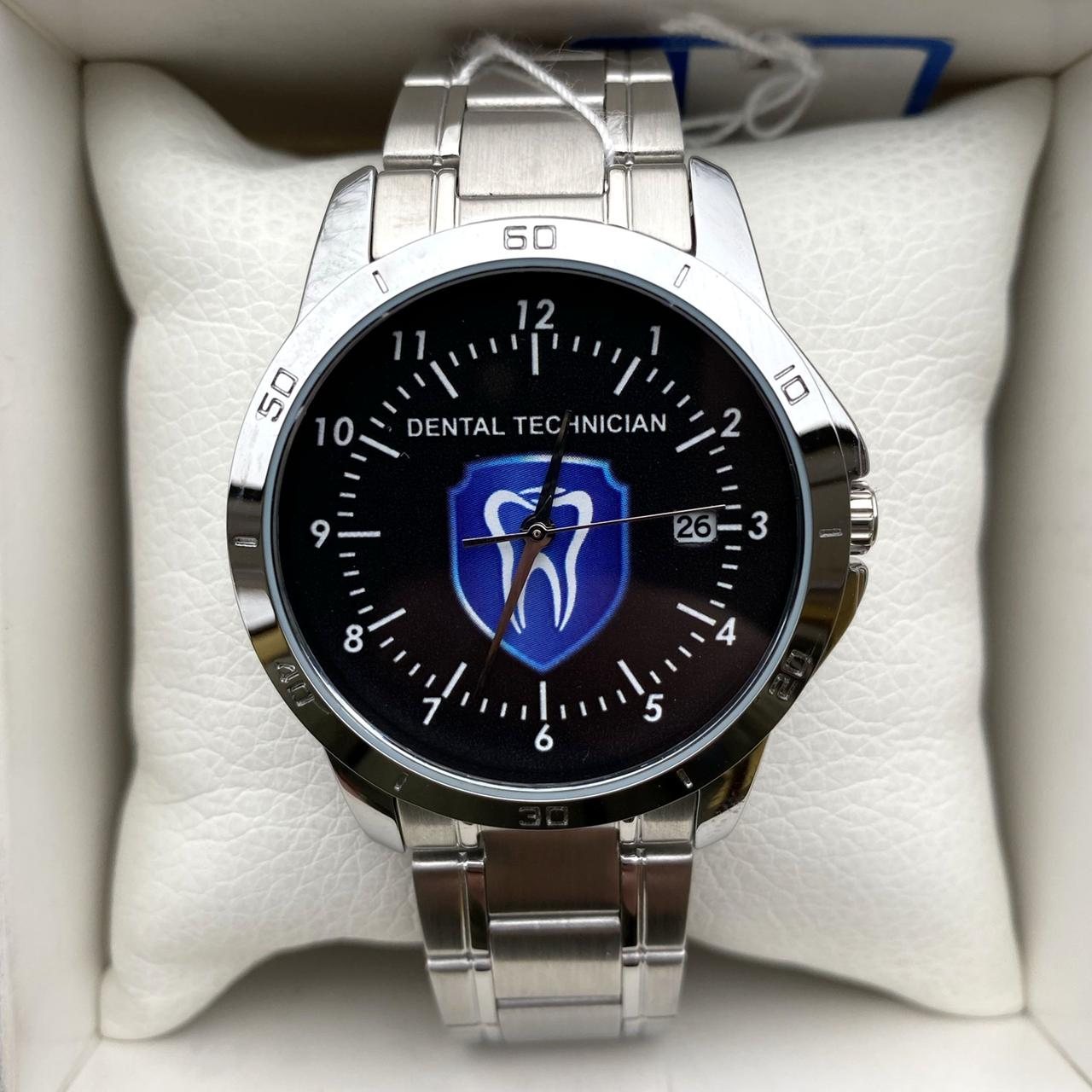 Часы наручные Casio с логотипом Dental Technician