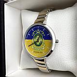 "Часы наручные Q&Q с логотипом ""Херсонська міська медична частина"", фото 2"