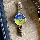 "Часы наручные Q&Q с логотипом ""Херсонська міська медична частина"", фото 3"