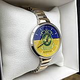 "Часы наручные Q&Q с логотипом ""Херсонська міська медична частина"", фото 4"