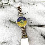 "Часы наручные Q&Q с логотипом ""Херсонська міська медична частина"", фото 5"