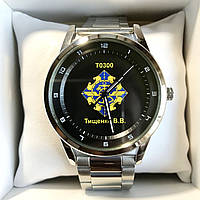 Часы наручные Q&Q с логотипом (Державна спеціальна служба транспорту), фото 1