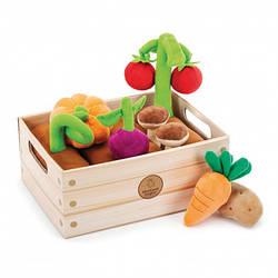 Сенсорный набор «Овощная корзина» Educational Insights