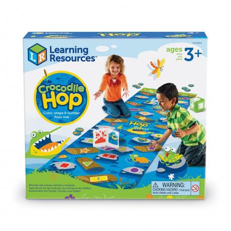 """Активная игра """"Кроко-Скок"""" Learning Resources"""
