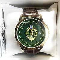 Часы наручные с логотипом ДПСУ (Державна прикордонна служба України), фото 1